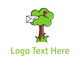 Mailing - Mail Tree logo design