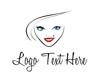 Esthetician - Beauty Face logo design