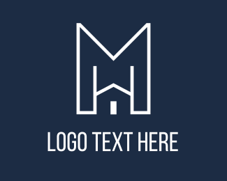 Furniture - Modern Home logo design