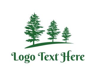 """Green Tree Forest"" by eightyLOGOS"