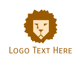 Snout - Lion Tears logo design