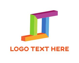 Solid Blocks Logo