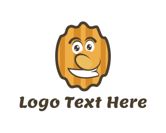 Snack - Potato Chip  logo design
