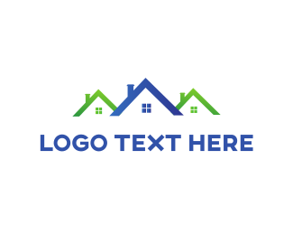 Construction - Real Estate  logo design