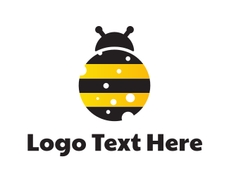 Beetle - Bug Bee  logo design