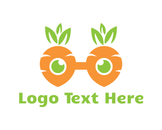 Grocery Store - Geek Carrot  logo design