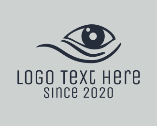Optical - Eye Care logo design