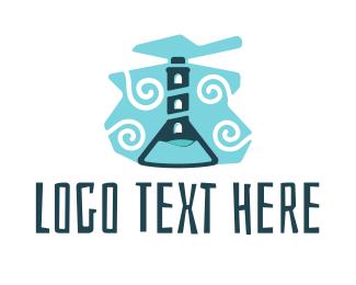 Dubai - Aqua Labs logo design