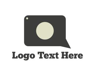 Photography - Photography Conversation logo design