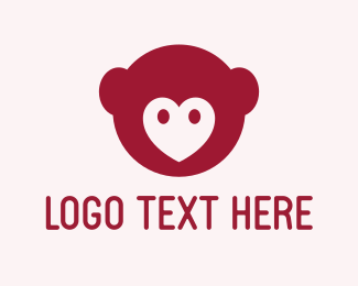 Love - Animal Love logo design