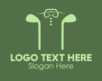 Golf - Golf Shirt logo design
