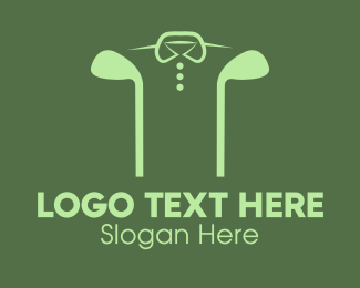 Polo Shirt - Golf Shirt logo design