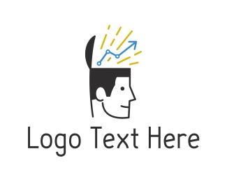 Investment - Bright Idea logo design