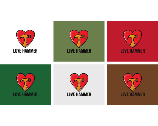 """Love Hammer Tool"" by arishu"