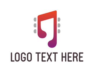 Karaoke - Music Tune logo design
