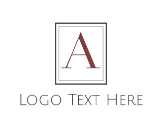 Traditional - Elegant Letter A logo design