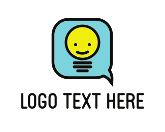Call Center - Happy Talk logo design