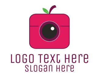 Berry - Berry Camera logo design