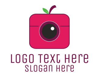 Berry - Berry Camera logo design
