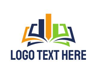 Finance - Financing Book logo design