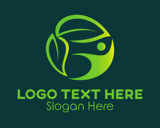 Foundation - Eco Foundation logo design