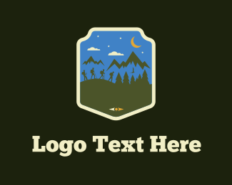 Hill - Hike Team logo design
