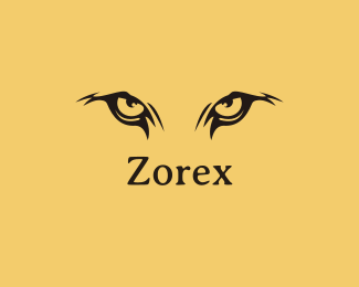Business - Lion Eyes logo design