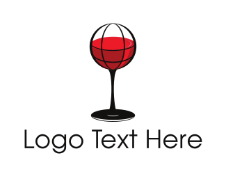 Meetup - Wine Atlas logo design