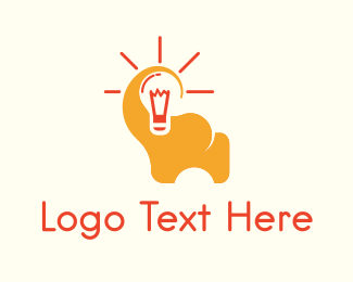 Big - Elephant Idea logo design
