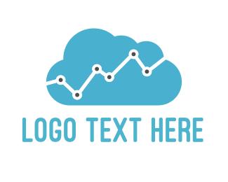 Cloud - Data Cloud  logo design