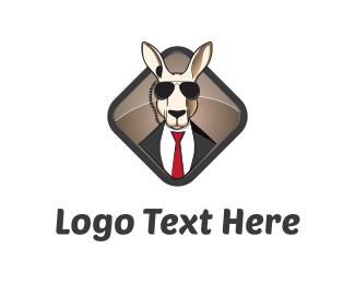 Australia - Kangaroo Agent logo design