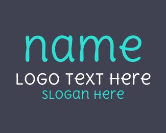Name - Handwritten Name logo design