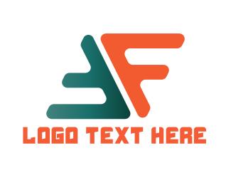 Freelancer - F & F logo design