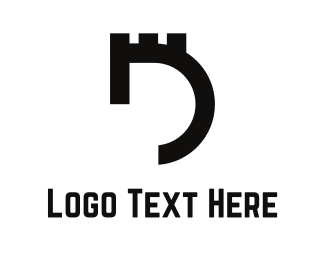 Letter D Logo Maker Free To Try Brandcrowd