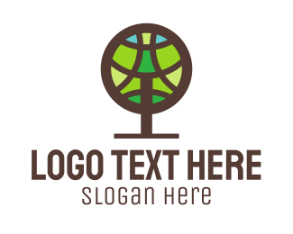 Sustainability - Round Tree logo design