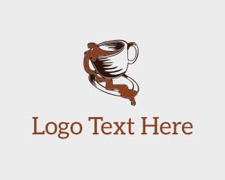 Mug - Rocky Coffee logo design
