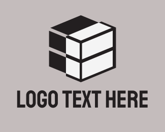 """Tech Cube"" by LogoBrainstorm"