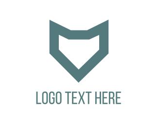 Smart - Modern Fox logo design