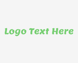 Venture Capital - Modern Green Cool Wordmark logo design