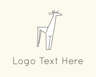 """""""White Giraffe"""" by ROY"""