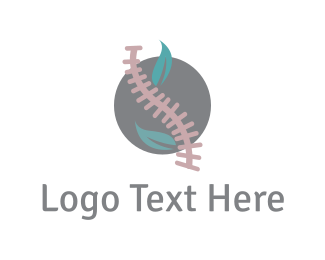 Physical Therapy - Chiropractic Clinic logo design