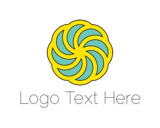 Tornado - Solar Mill logo design