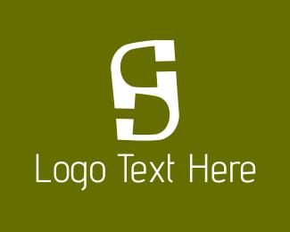 Dig - Shovel Letter S logo design