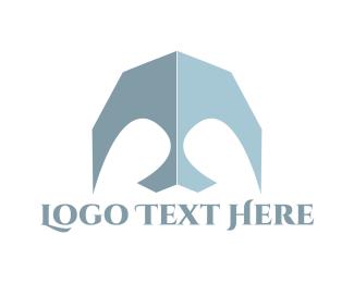 Ice - Silver Swallow logo design