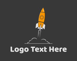 Spacecraft - Space Ship logo design