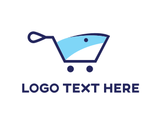 Online Store - Fishing Store logo design