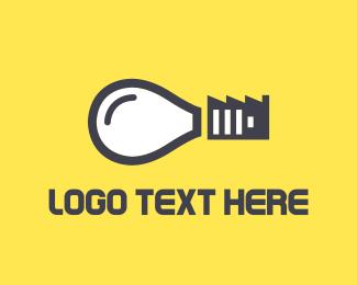 Building - Idea Factory logo design