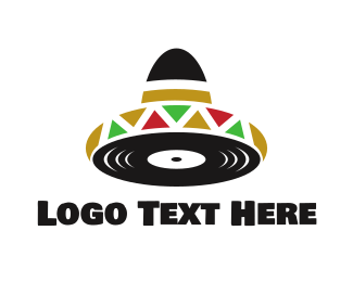 Mariachi - Mexican Music logo design