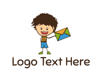 Child - Child Mail logo design