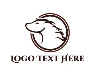 Africa - Wild Hyena logo design